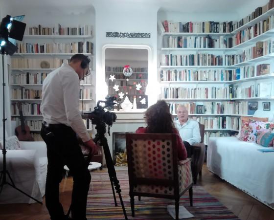 Interviews vidéo